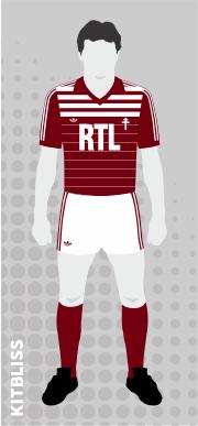 Metz 1983-84 home